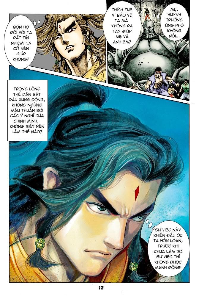 Đại Đường Uy Long chapter 26 trang 12
