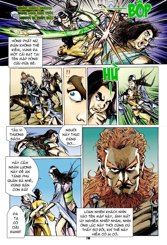 Đại Đường Uy Long chapter 26 trang 15