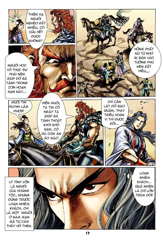 Đại Đường Uy Long chapter 26 trang 16