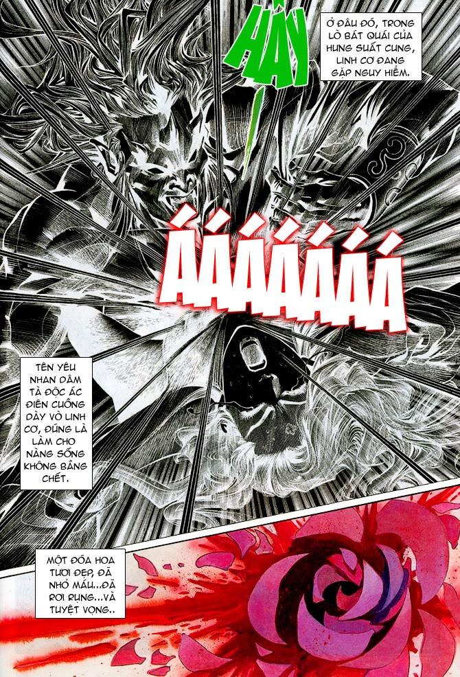 Đại Đường Uy Long chapter 26 trang 17