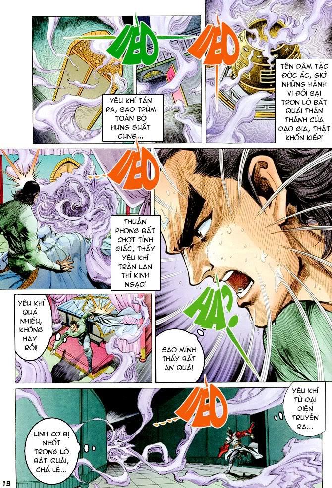 Đại Đường Uy Long chapter 26 trang 18