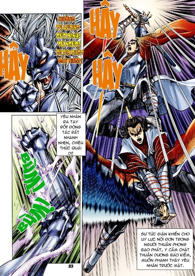 Đại Đường Uy Long chapter 26 trang 22