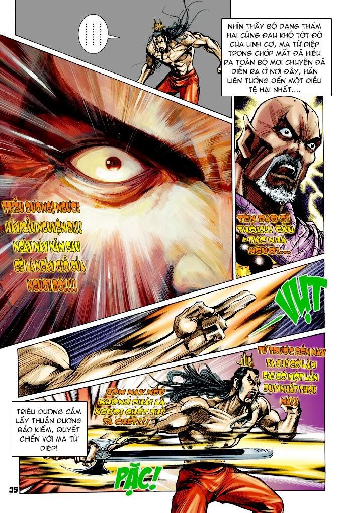 Đại Đường Uy Long chapter 26 trang 34