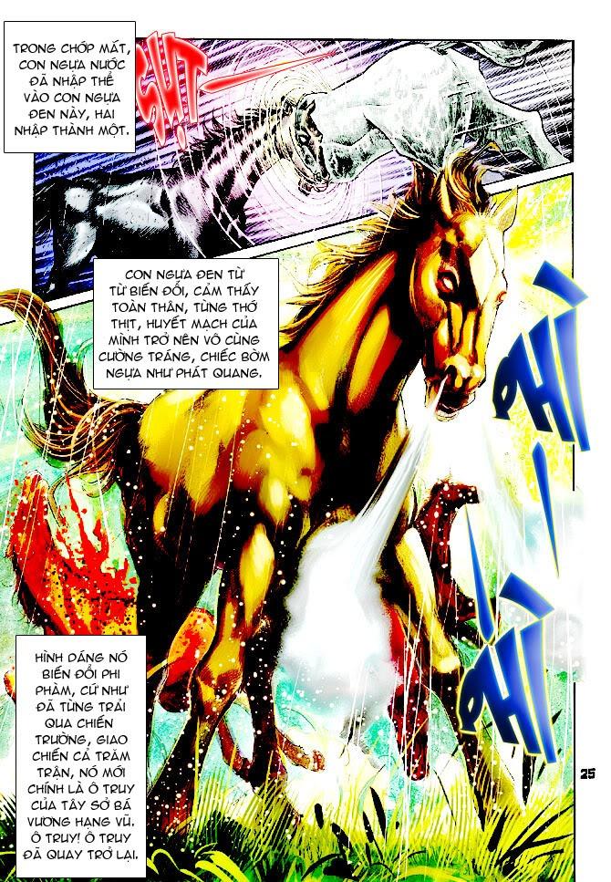 Đại Đường Uy Long chapter 23 trang 25