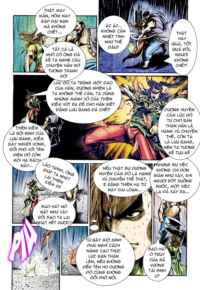 Đại Đường Uy Long chapter 23 trang 28