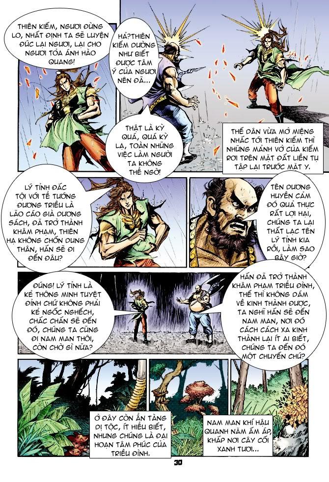 Đại Đường Uy Long chapter 23 trang 29