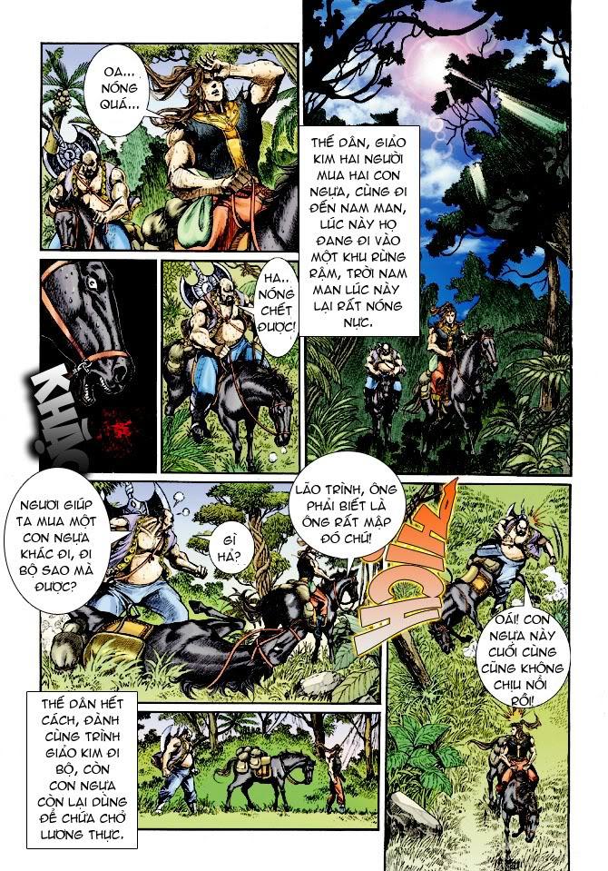 Đại Đường Uy Long chapter 23 trang 30