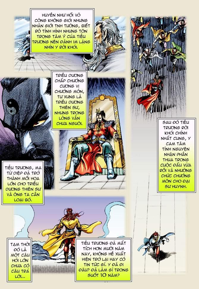Đại Đường Uy Long chapter 23 trang 11