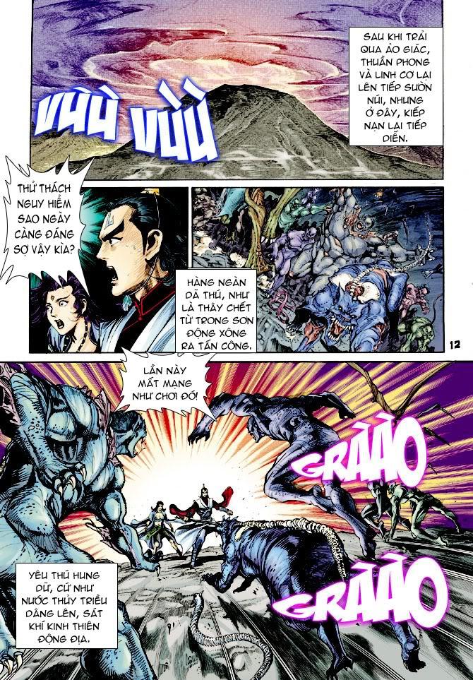 Đại Đường Uy Long chapter 23 trang 12