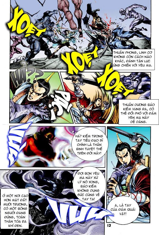 Đại Đường Uy Long chapter 23 trang 13