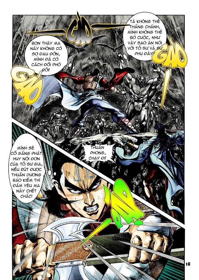 Đại Đường Uy Long chapter 23 trang 16