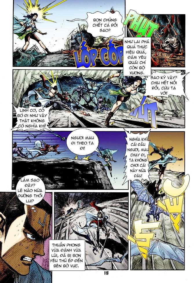 Đại Đường Uy Long chapter 23 trang 15
