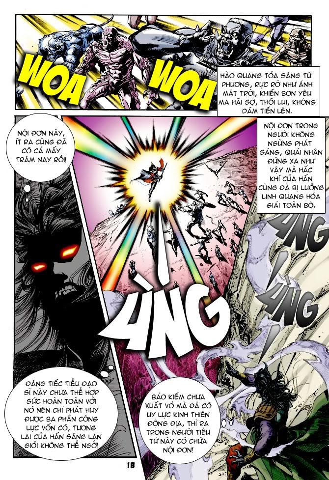Đại Đường Uy Long chapter 23 trang 18