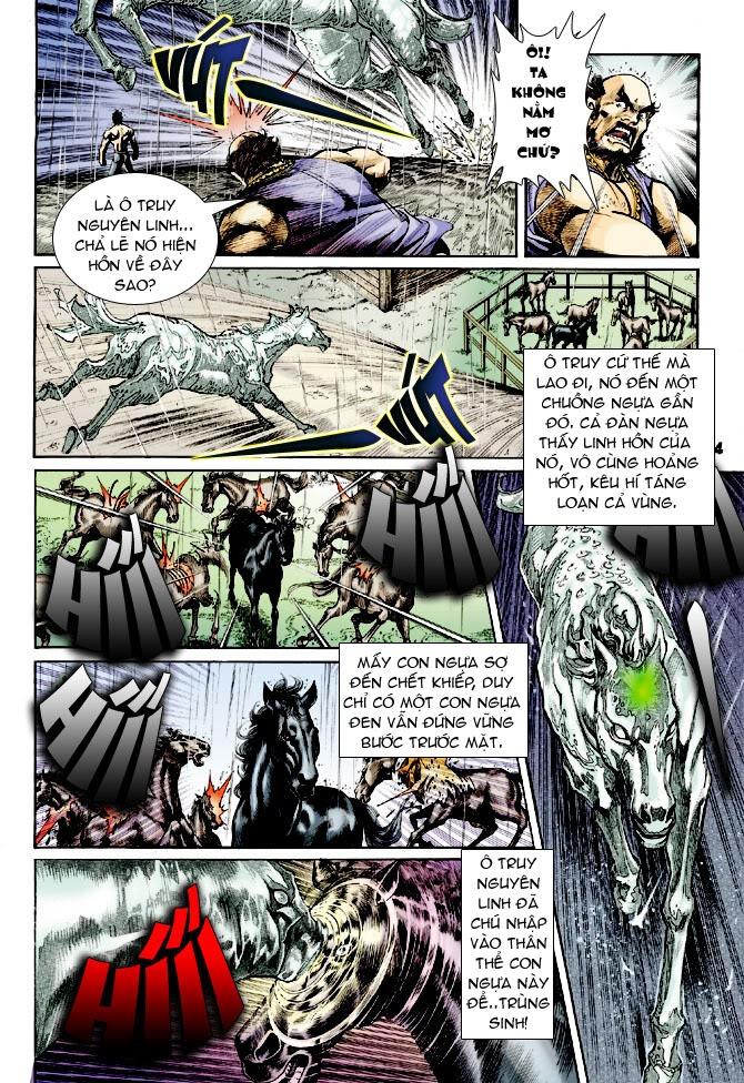 Đại Đường Uy Long chapter 23 trang 24
