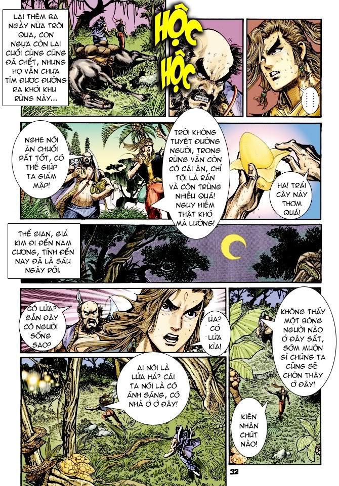 Đại Đường Uy Long chapter 23 trang 31
