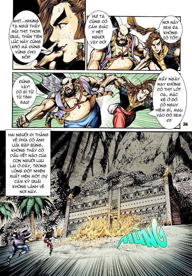 Đại Đường Uy Long chapter 23 trang 33