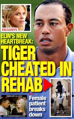 Tiger woods bisexual rumors