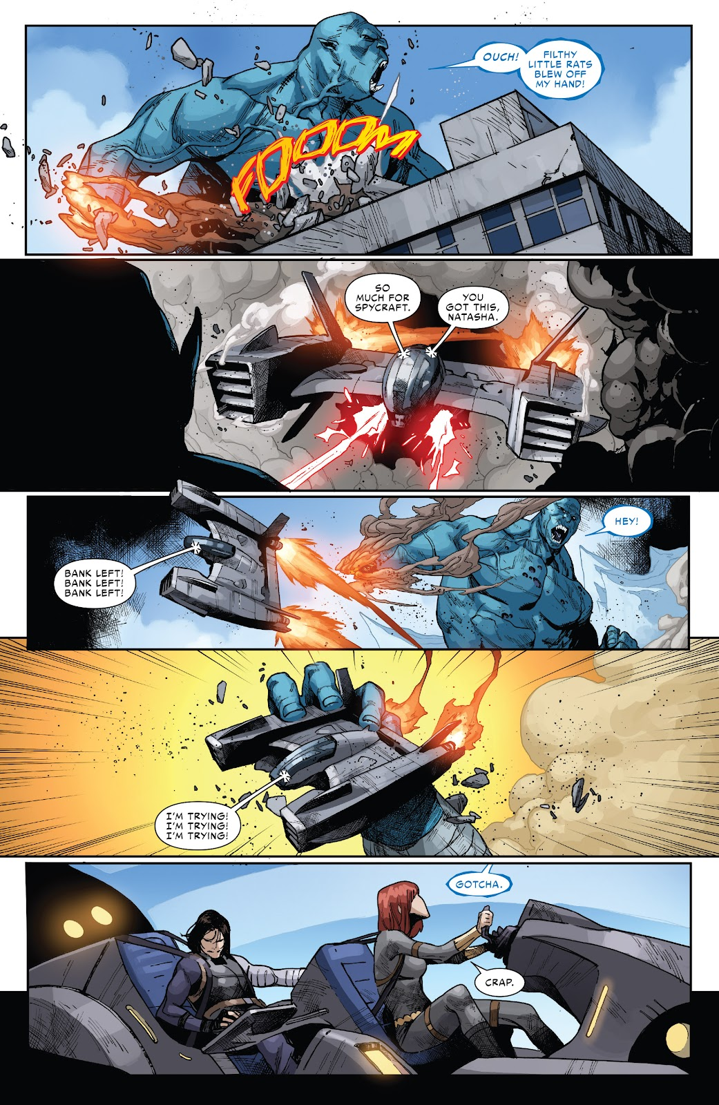 Read online War of the Realms Strikeforce: The War Avengers comic -  Issue # Full - 14