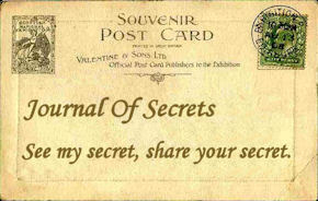 Journal Of Secrets