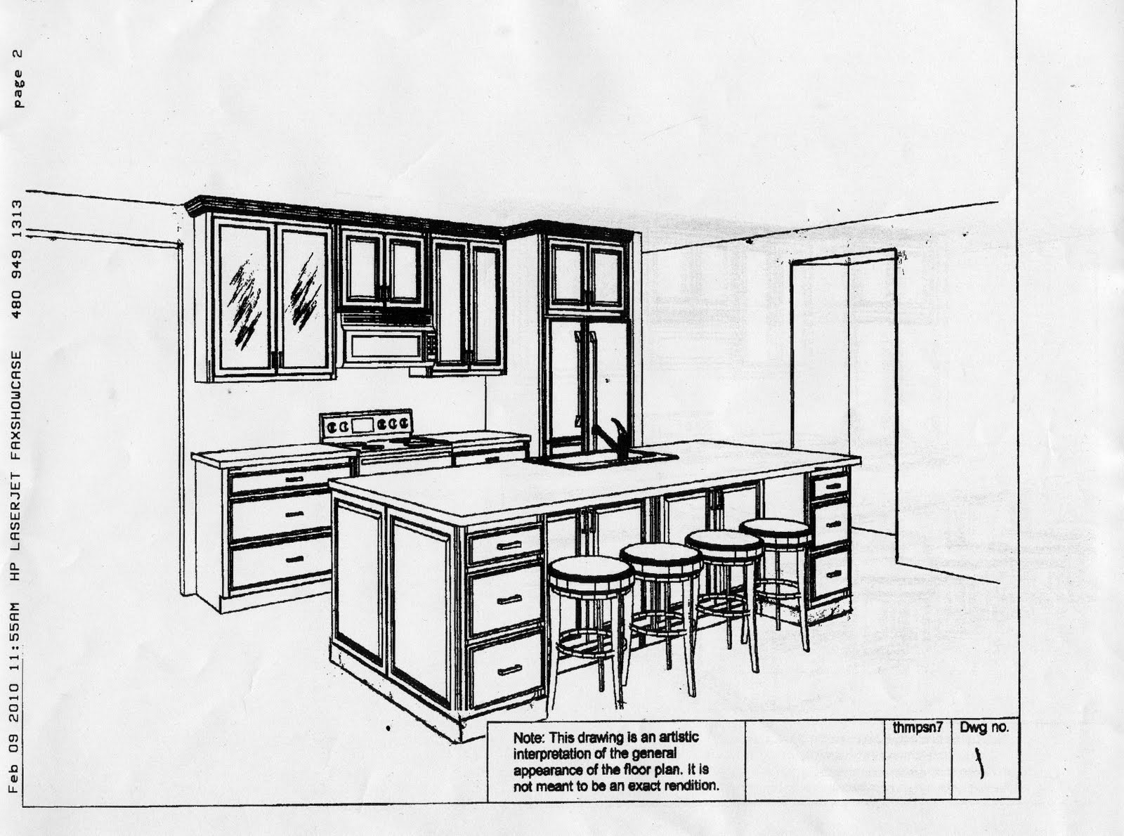 Images of 12 X 9 Kitchen Design Plans