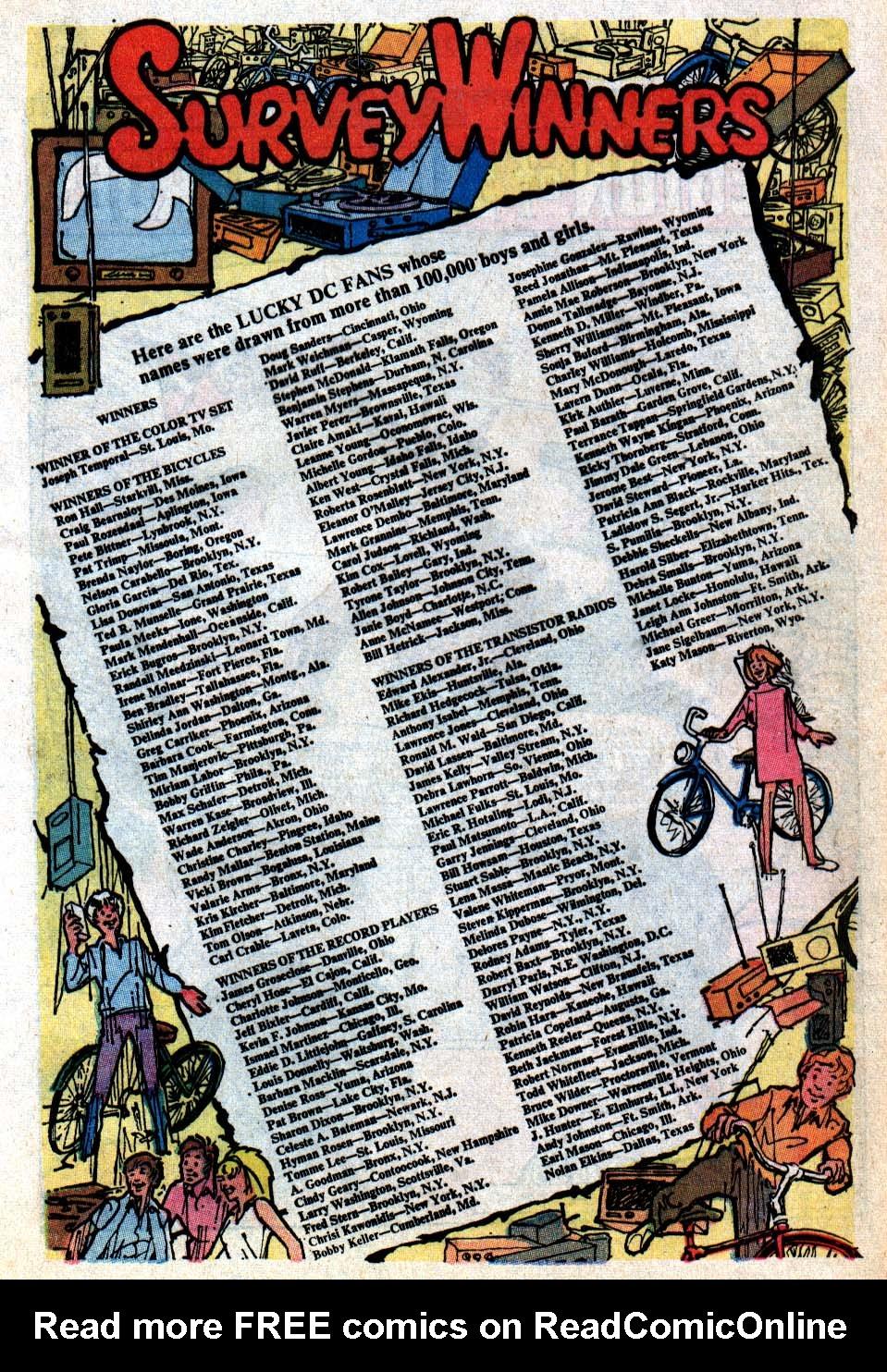 Read online Adventure Comics (1938) comic -  Issue #403 - 17