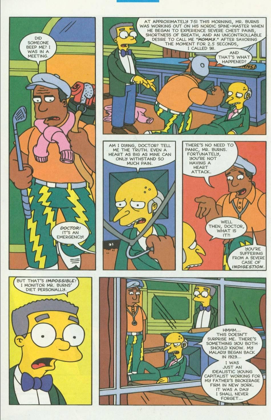 Read online Simpsons Comics comic -  Issue #8 - 3