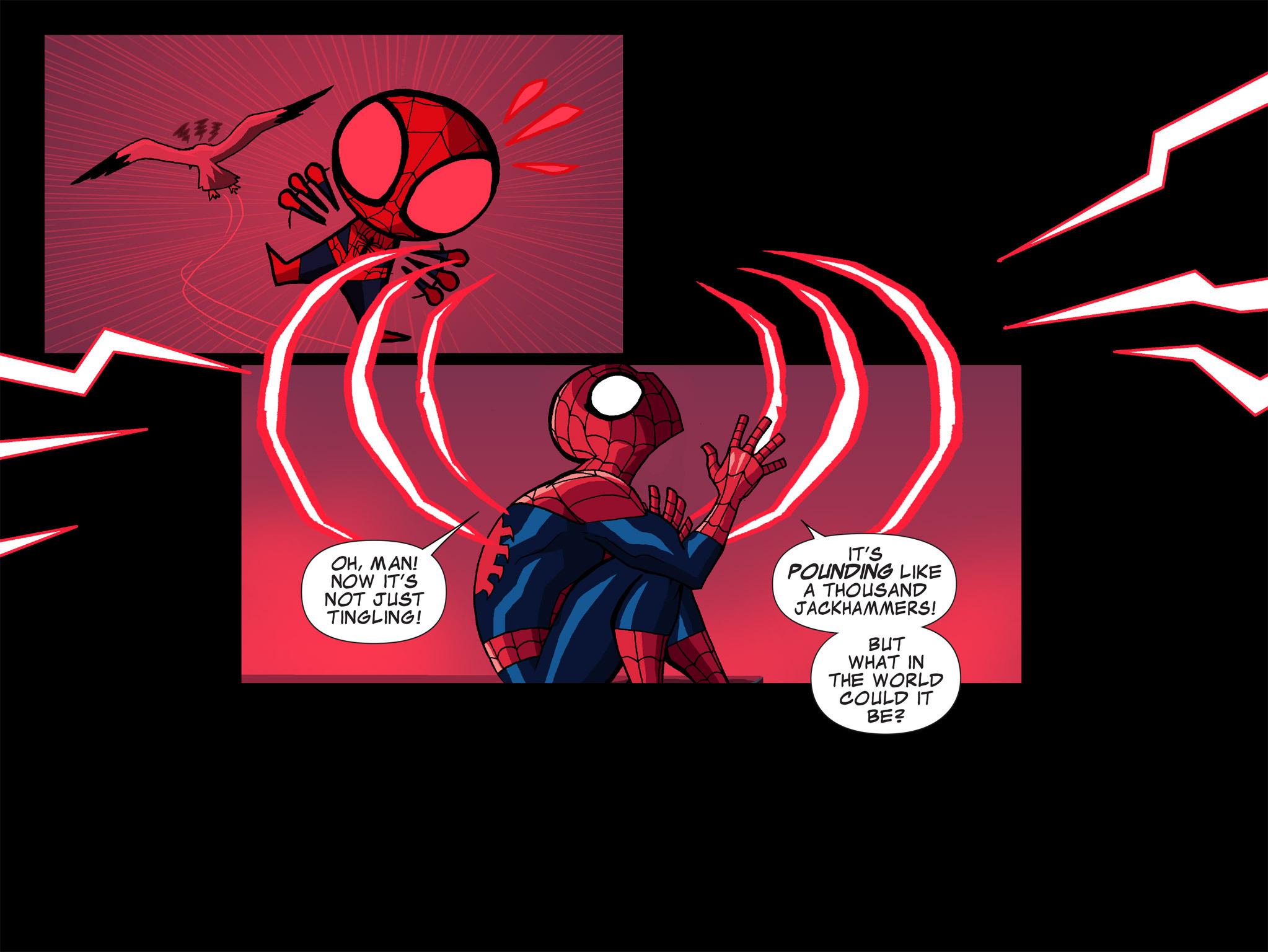 Read online Ultimate Spider-Man (Infinite Comics) (2015) comic -  Issue #1 - 40