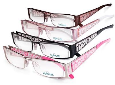 """e876d0f26 Que tal esses óculos da coleção feminina de armações """"Crazy Monkeys"""" da  Kipling criada pela Tecnol (Grupo Tecnol – que fabrica óculos solares e  armações ..."""