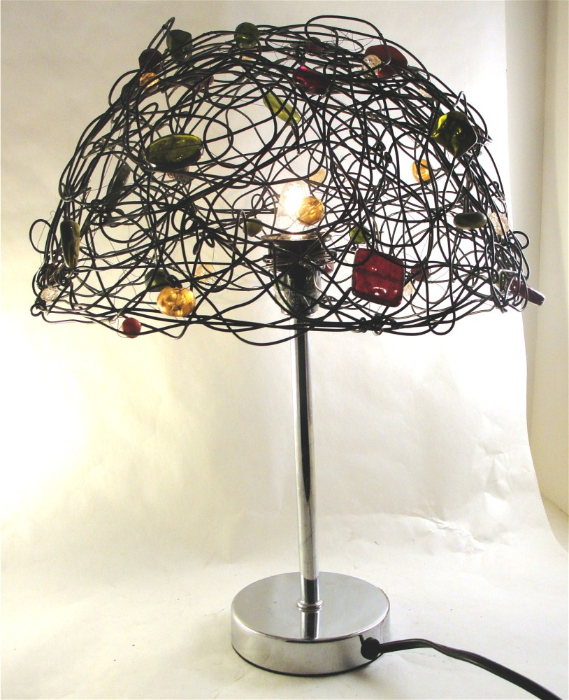 Lead You Home Originals: Cool lamp shades!