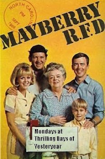 Thrilling Days of Yesteryear: KenBerry, R.F.D.