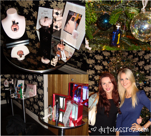 Fragrance+event2 What a night! Christmas, Champagne & Perfumes $