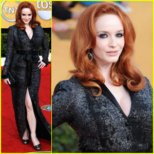 christina hendricks 2011 sag awards 749698 Best & Worst   2011 SAG Awards=