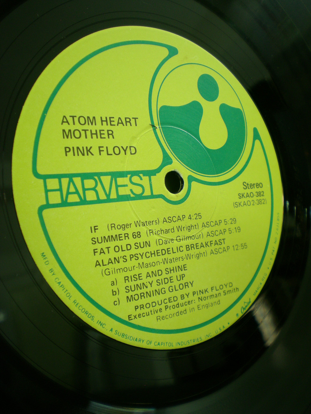 Heartbroken Mom Warns Others After 18 Year Old Daughter: WILL STARVE FOR PIANOS: Pink Floyd -Atom Heart Mother