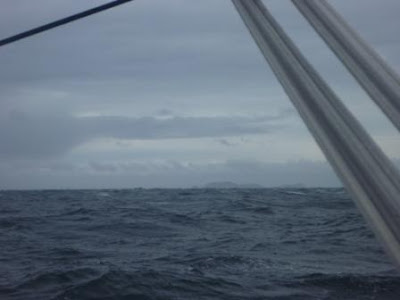 Cape Horn as seen by Jessica Watson