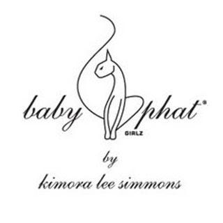 baby phat es una linea de ropa urbana y de otros items para mujeres y chicas diseada por kimora lee simmons ademas de ropa baby phat tambien incluye