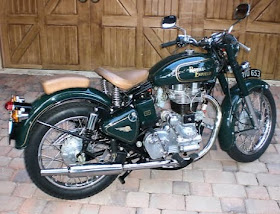 Royalenfields Com 2002 Royal Enfield Bullet For Sale On Ebay Shows Exceptional Attention To Details