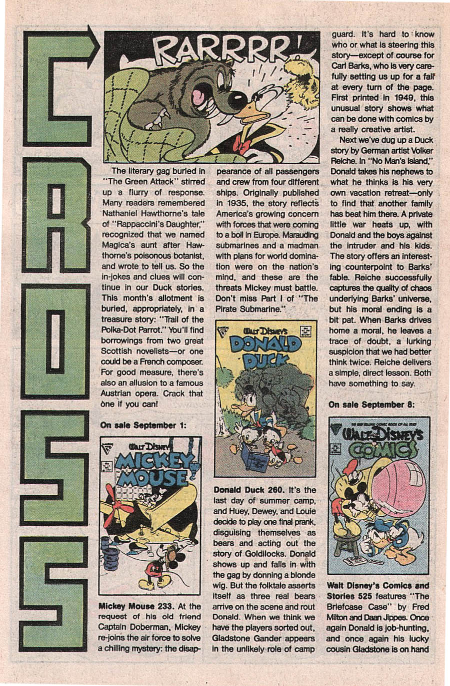 Read online Uncle Scrooge (1953) comic -  Issue #224 - 26