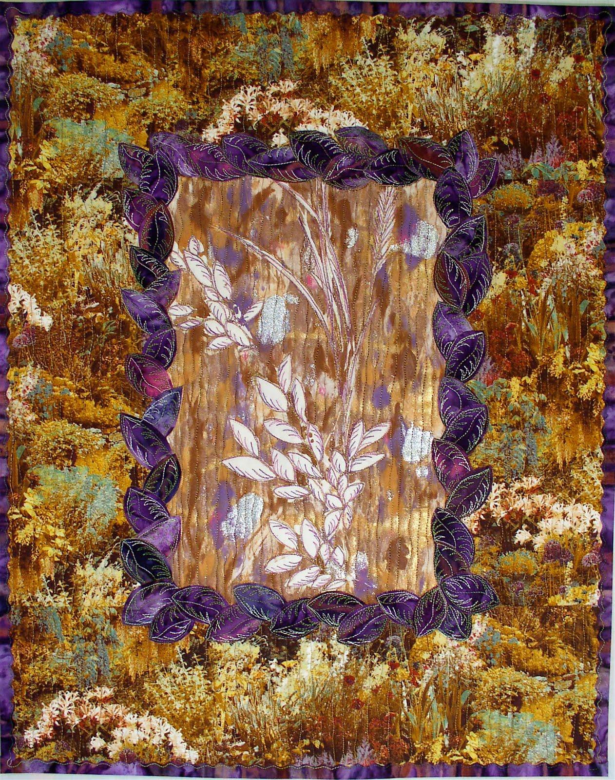 My Secret Garden: LuAnn Kessi: On The Road......Teaching Classes