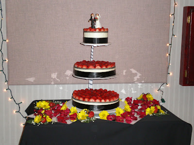 cheesecake wedding cakes utah dede s cakes cheesecake wedding cake 12577