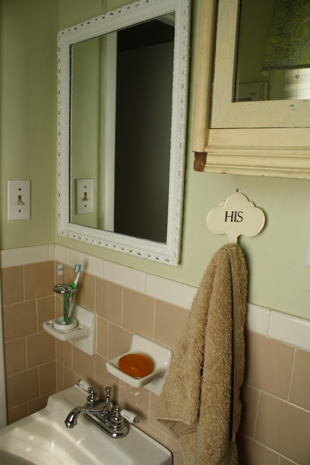 Our Insanely Ugly Bathroom Becomes Cassie Bustamante