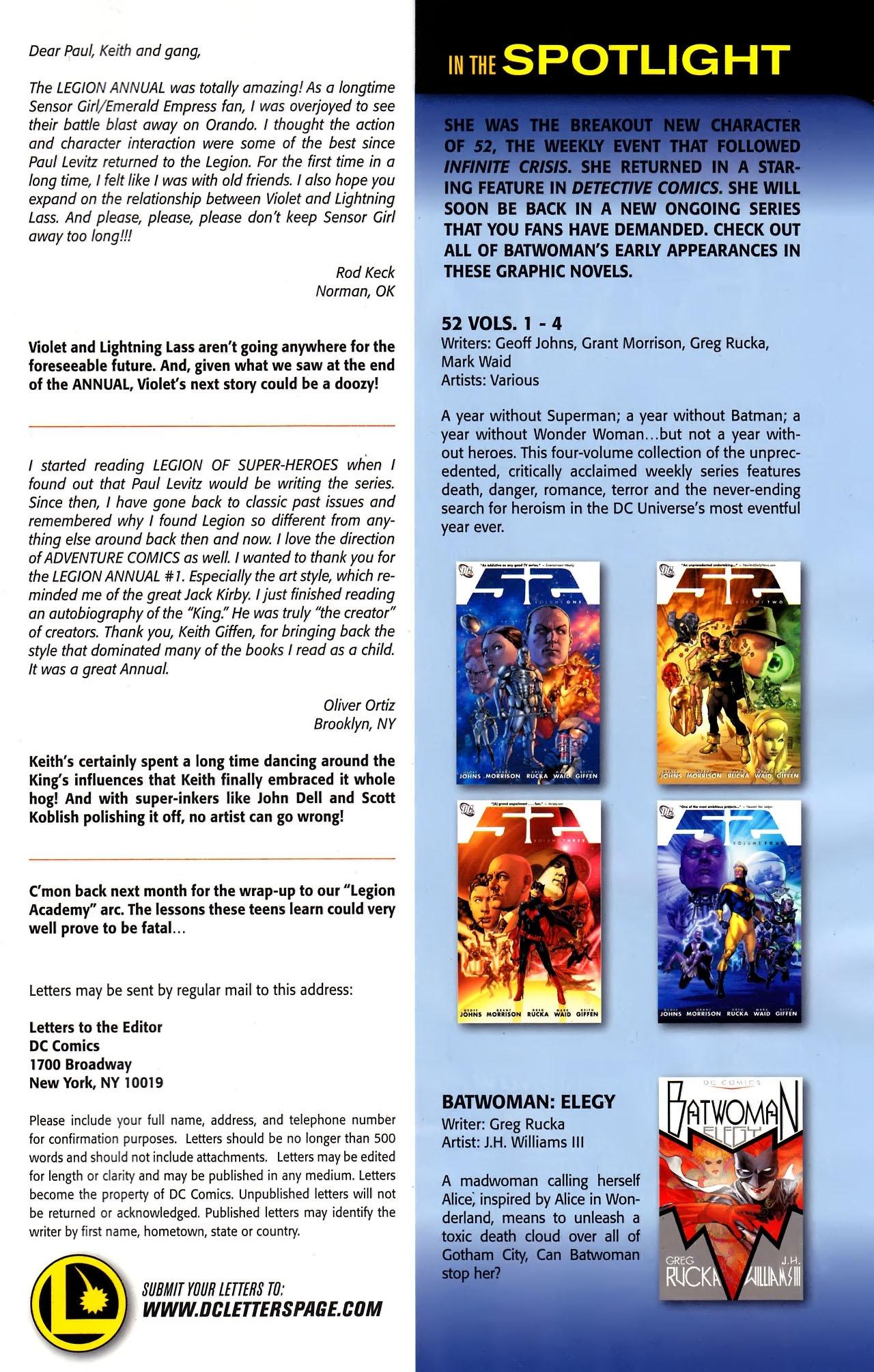 Read online Adventure Comics (1938) comic -  Issue #525 - 23
