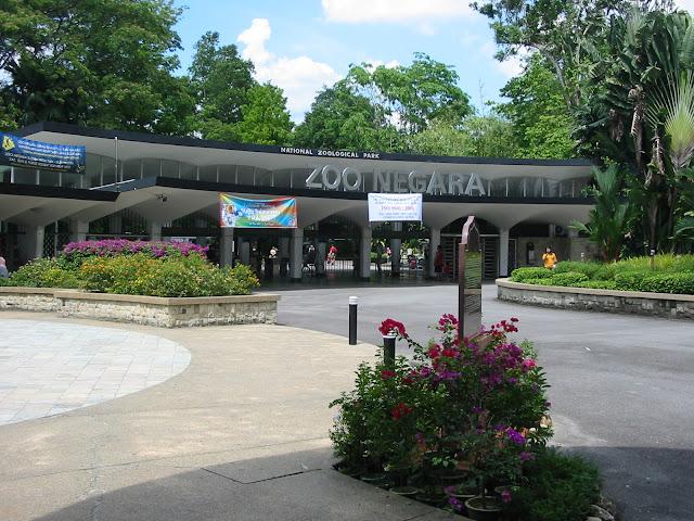 Pintu Masuk Zoo Negara