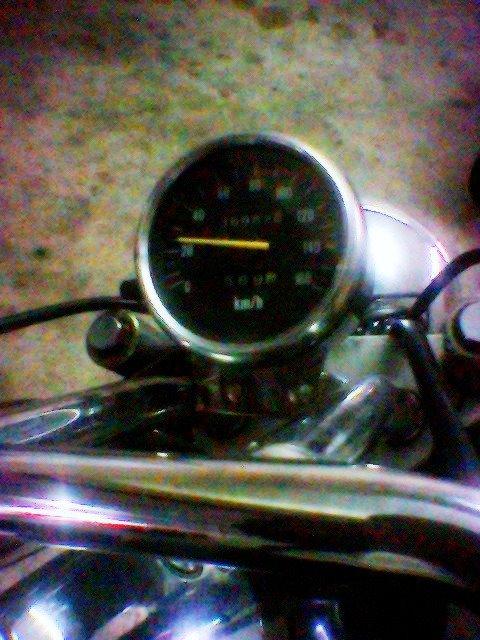 Modenas Jaguh 175 - Jarum Speedo Meter Tersangkut Pada 25km/h!