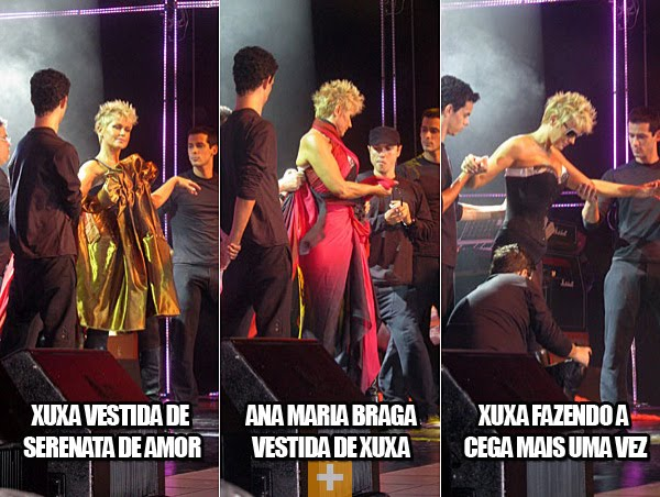Desfile da Xuxa: Monange Dream Fashion Tour - Job Mix