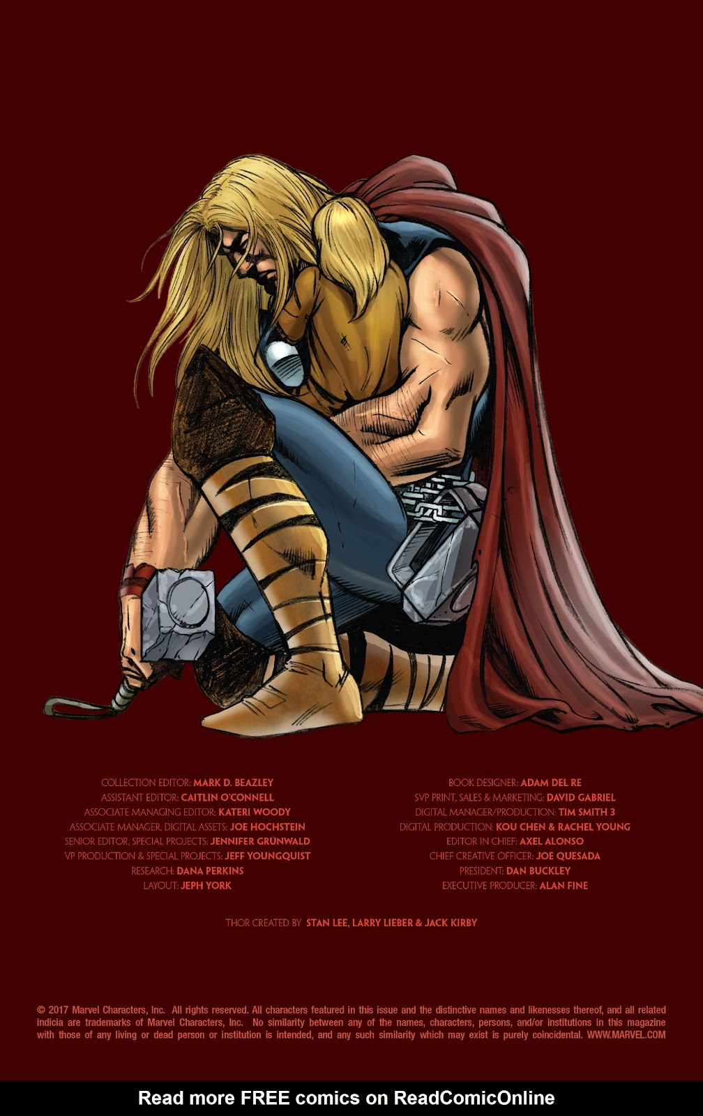 Read online Thor: Ragnaroks comic -  Issue # TPB (Part 1) - 3