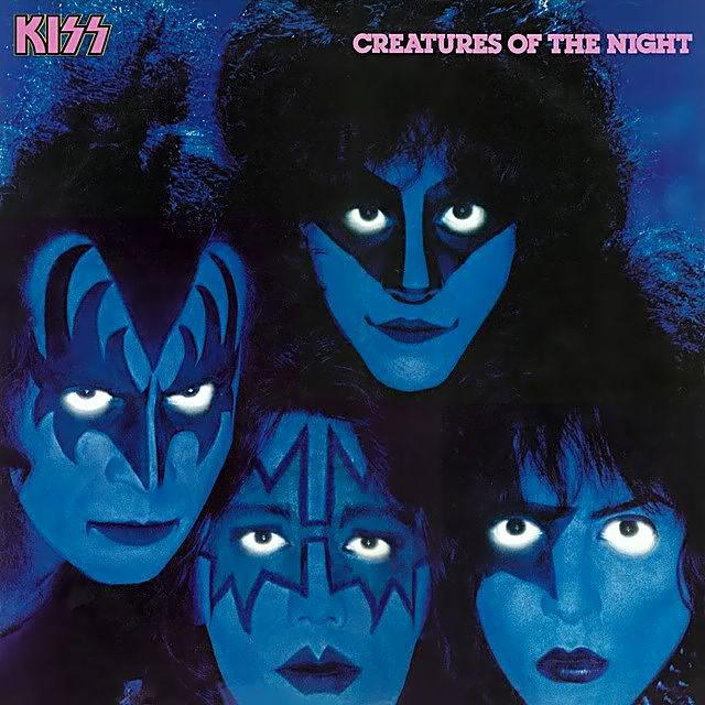 Afbeeldingen van Kiss Creatures of The Night 320 Kbps