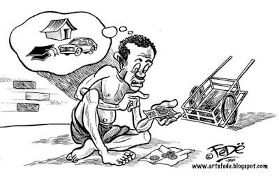 i s a a c k i n . com: MAHESABU MAKALI KABLA HUJAJIINGIZA