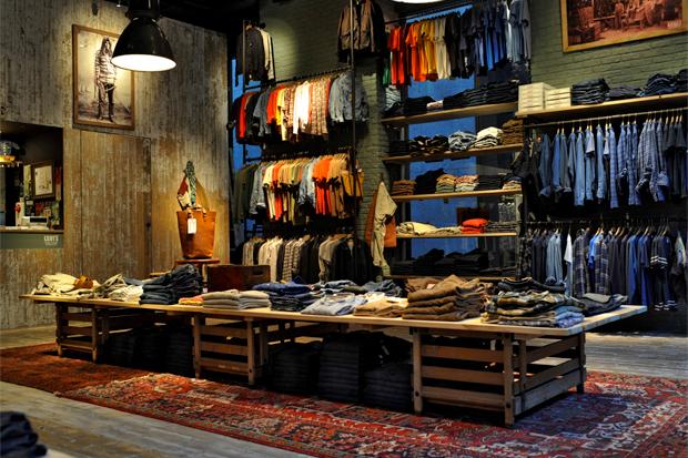 Mister Ed Levi S Xx Concept Store