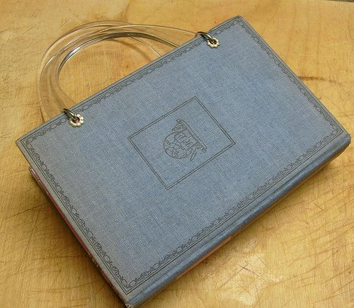 altered book pocketbook