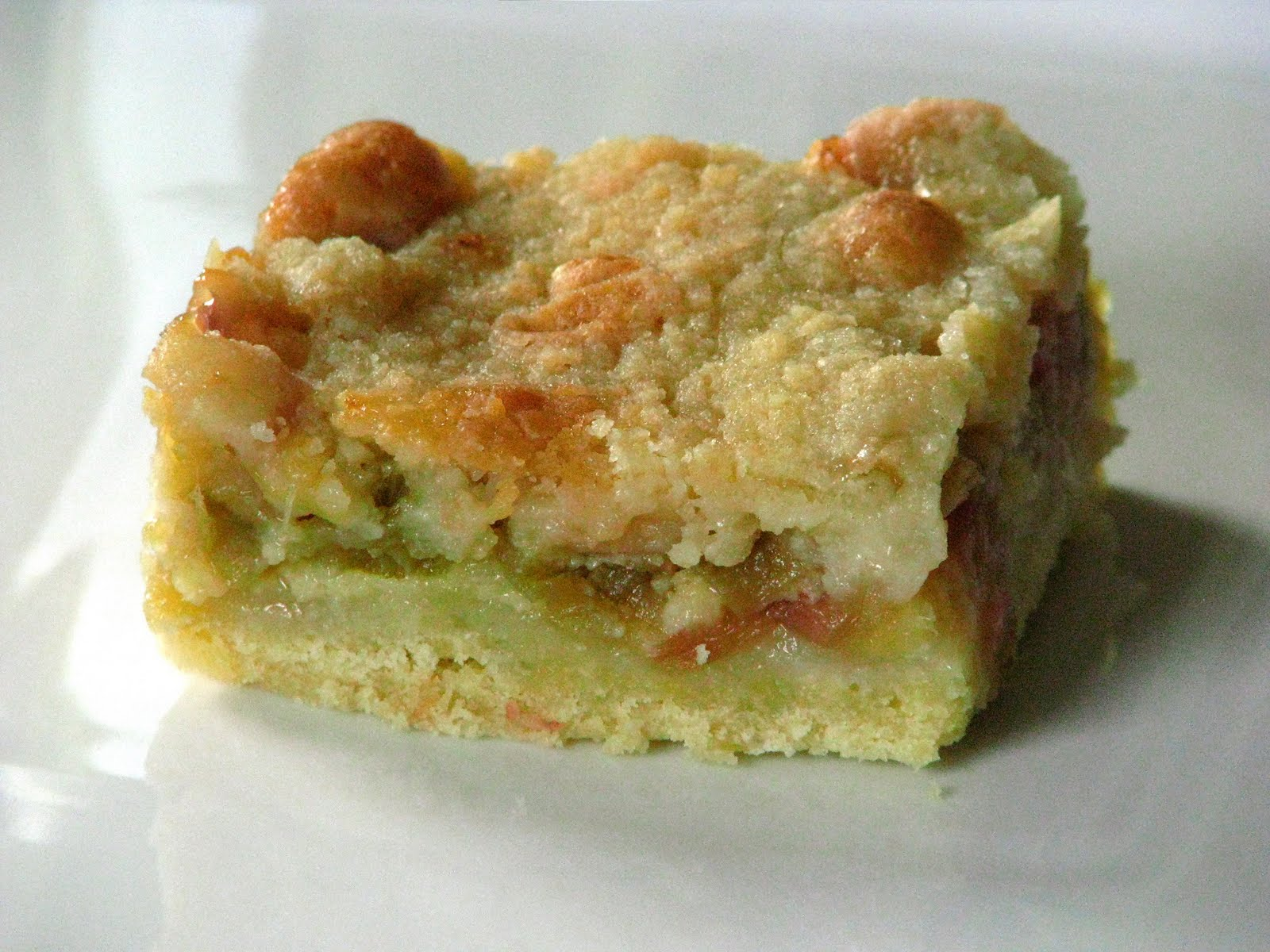 Easy Apple Cake Made With Oil